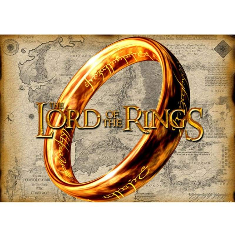 xcoser-de - Preorder: Xcoser The Lord of the Rings Movie The Golden Ring - Jewelry