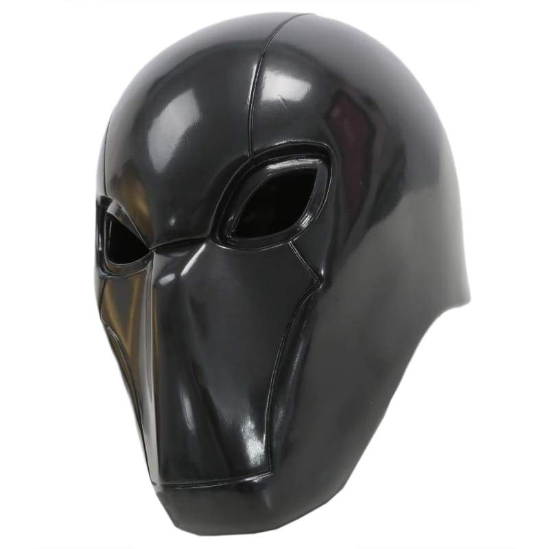 xcoser-de,Red Hood helmet DIY Version With Mesh Eye Batman Under the Red Hood,Mask