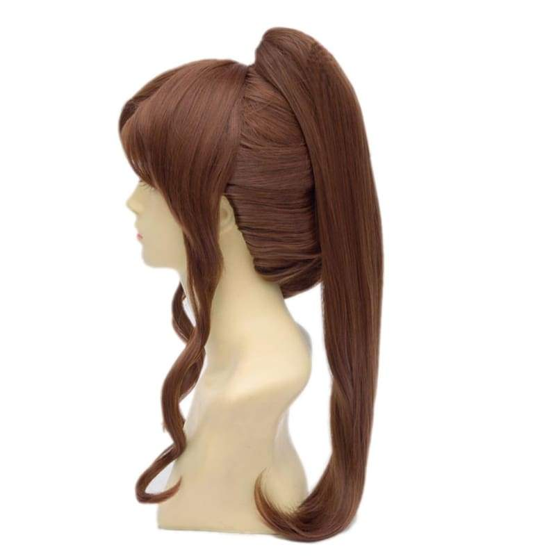 xcoser-de,Sailor Jupiter Wig Sailor Moon Sailor Jupiter Cosplay Wig Anime Cosplay Wig,Wigs