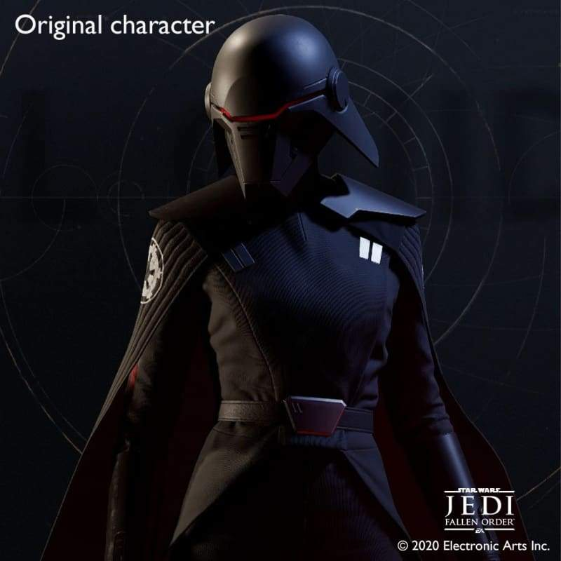Second Sister - Star Wars Jedi: Fallen Order - Cosplay Costume - Costumes 5