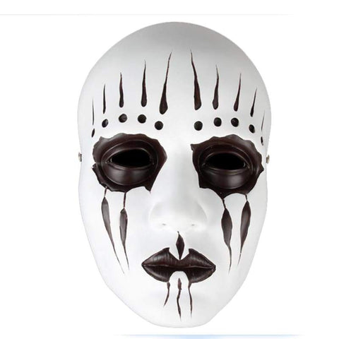 xcoser-de - Slipknot Band Same Version Mask Halloween Party Cosplay Mask - Mask - vendor-unknown