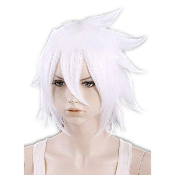 xcoser-de,Soul Eater Anime Soul Eater Cosplay Wig White Wig Hair Halloween Party,Wigs
