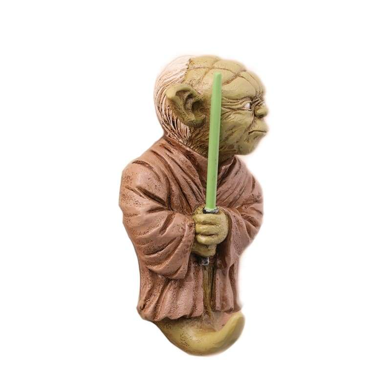 xcoser-de,Star Wars Derivative Wand Haken Master Yoda starke Wand Haken,Requisiten