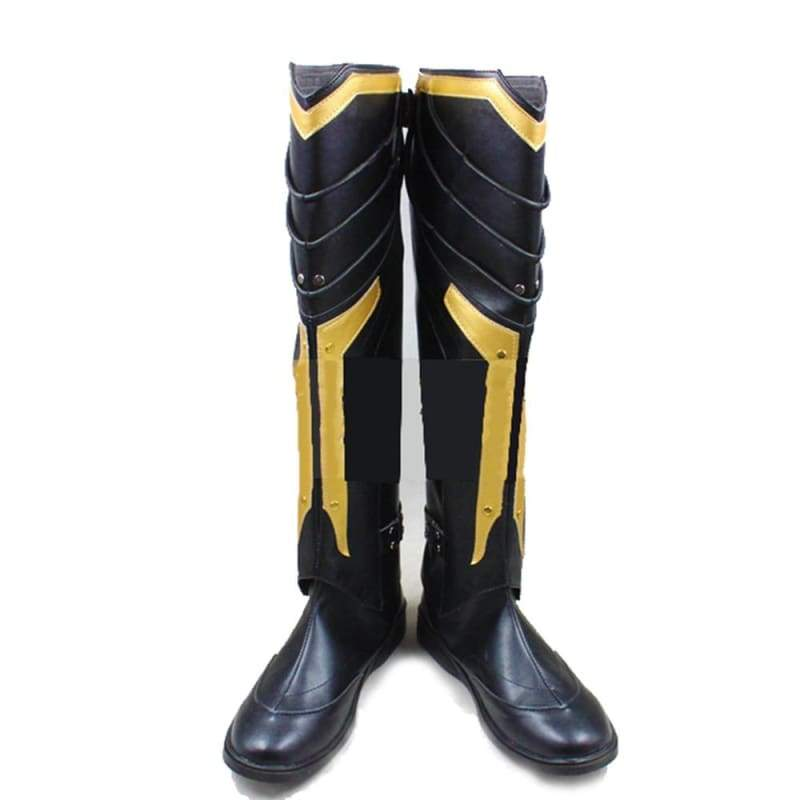 xcoser-de,The Avengers Thor Boots Cosplay Shoes,Boots