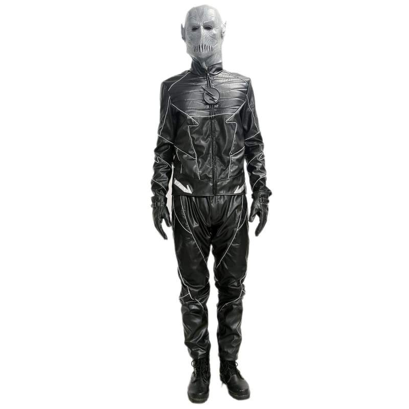 xcoser-de,The Flash Season 2 Outfit Villain Zoom Cosplay Costume,Costumes