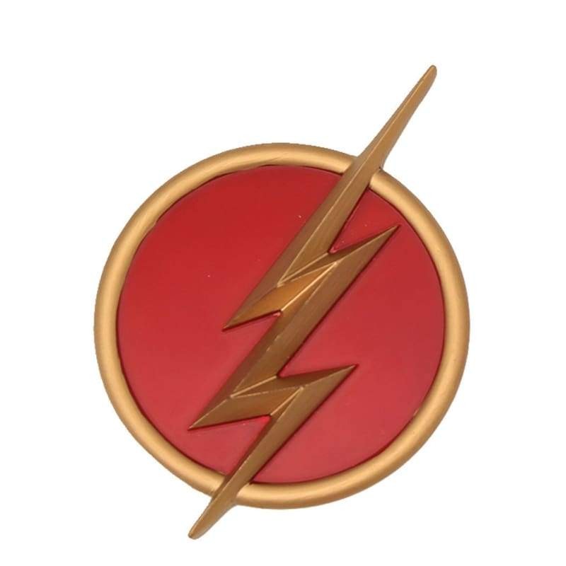 xcoser-de,The Flash Series Logo Badge Accessory Set of 4pcs,Props