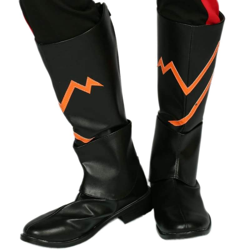 xcoser-de - The Rival Flash PU Boots The Flash 3 Cosplay Sale - Boots - Xcoser Shop