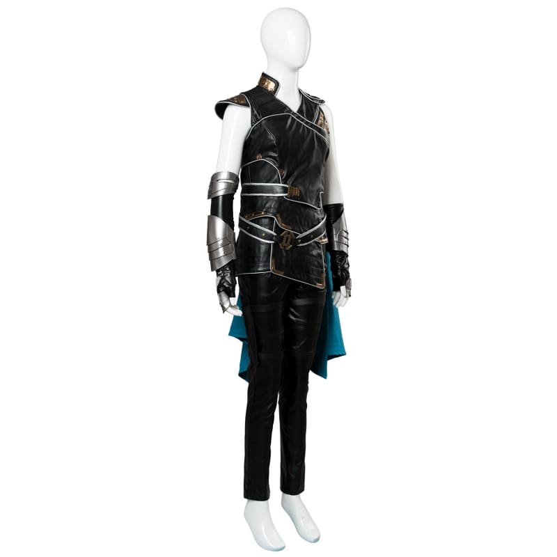 Thor Ragnarok Valkyrie Costume whole Set Female Halloween Cosplay Outfit - Costumes 4