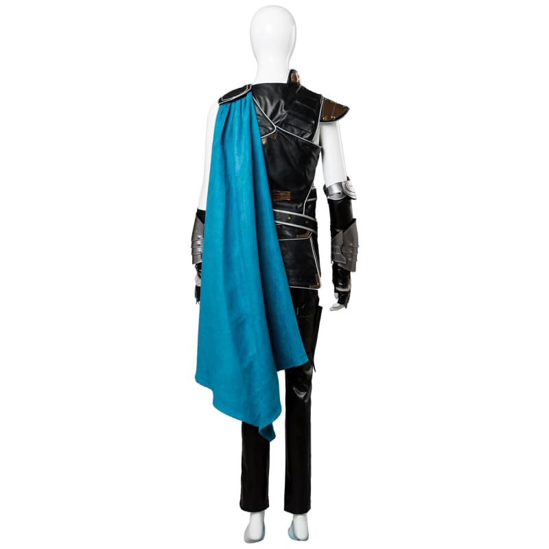 Thor Ragnarok Valkyrie Costume whole Set Female Halloween Cosplay Outfit - Costumes 5