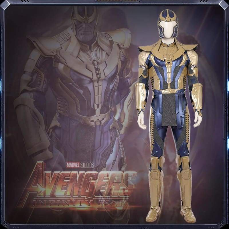 xcoser-de - Updated Avengers: Infinity War Cosplay Thanos Cosplay Costume - Costumes - Xcoser Shop