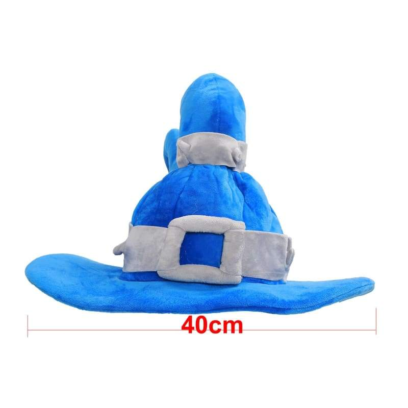 xcoser-de,Veigar Hat League of Legends The Tiny Master of Evil Veigar Cosplay Hat,Hats