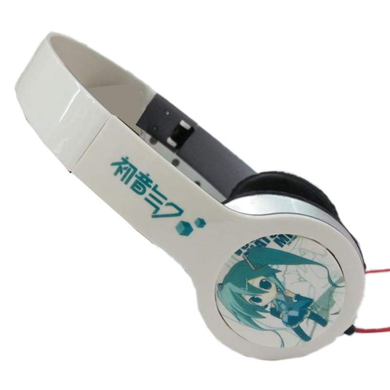 xcoser-de,Vocaloid Headphones Anime Vocaloid Cosplay Folding Headphones,Props