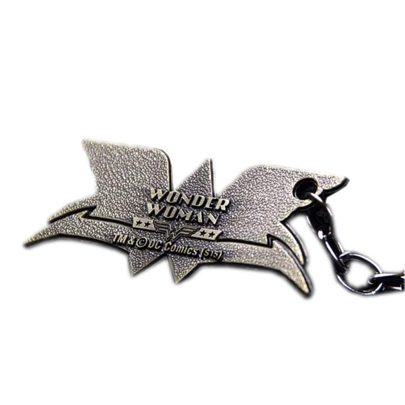 xcoser-de,Wonder Woman Keychain Metal Alloy Keychain with Wonder Woman Logo,Others