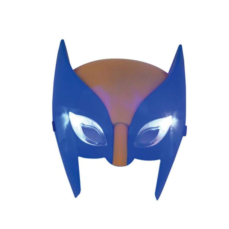 xcoser-de,X-men Cosplay Wolverine Glow Mask for Halloween,Mask