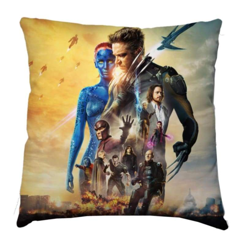 xcoser-de,X-Men Costume Movie Characters printed Pillow,Others