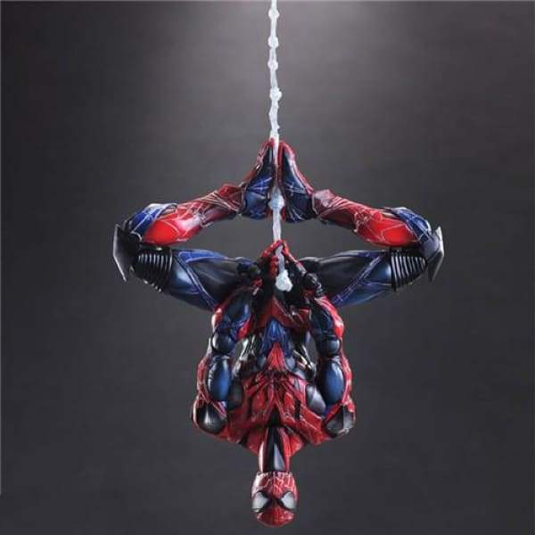 xcoser-de,Xcoser 28cm Spider-Man Movable Action Figure Toy,Others