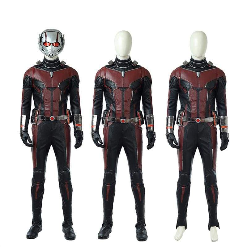 Xcoser Ant-Man and the Wasp Ant-Man Scott Lang Cosplay Costume