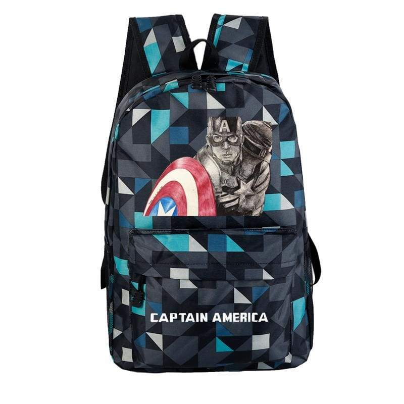 xcoser-de,XCOSER Avengers: Endgame Captain America Backpack,Others