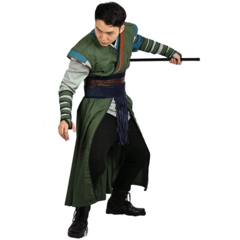 xcoser-de,Xcoser Baron Mordo Cosplay Costume Doctor Strange Movie Mordo Outfit in Custom Made,Costumes