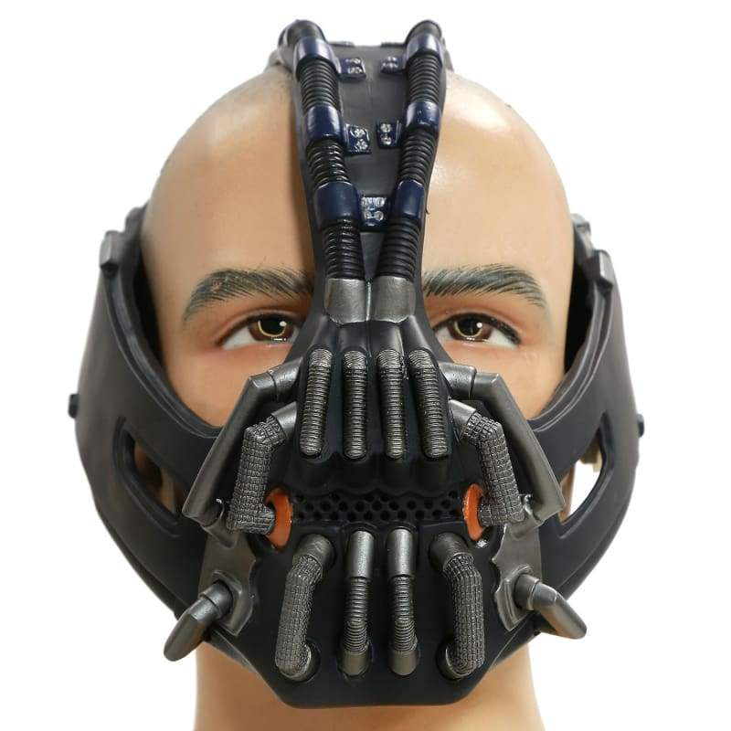 xcoser-de,Xcoser Batman:The Dark Knight Rises  Bane Cosplay Mask,Mask