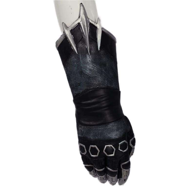 xcoser-de,XCOSER Black Panther Claw Gloves Captain America 3: Civil War Cosplay Props,Props