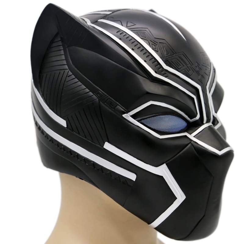 xcoser-de,Xcoser Cosplay Mask Black Panther Helmet From Captain America Civil Wars(Only For the United States),Helmet