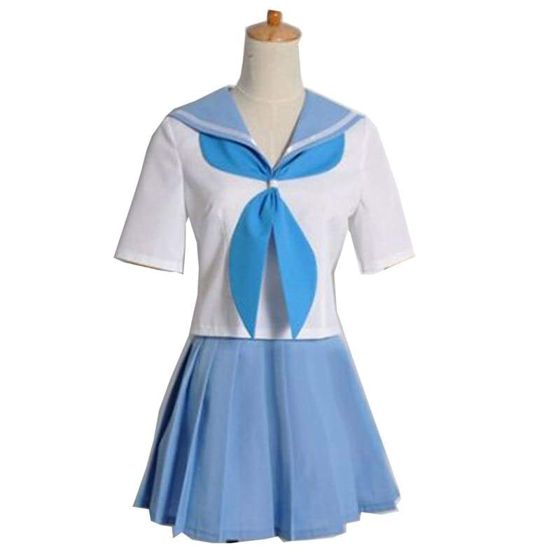 xcoser-de,XCOSER Costume Kill LA Kill Cosplay Mako Mankanshoku Uniform,Costumes