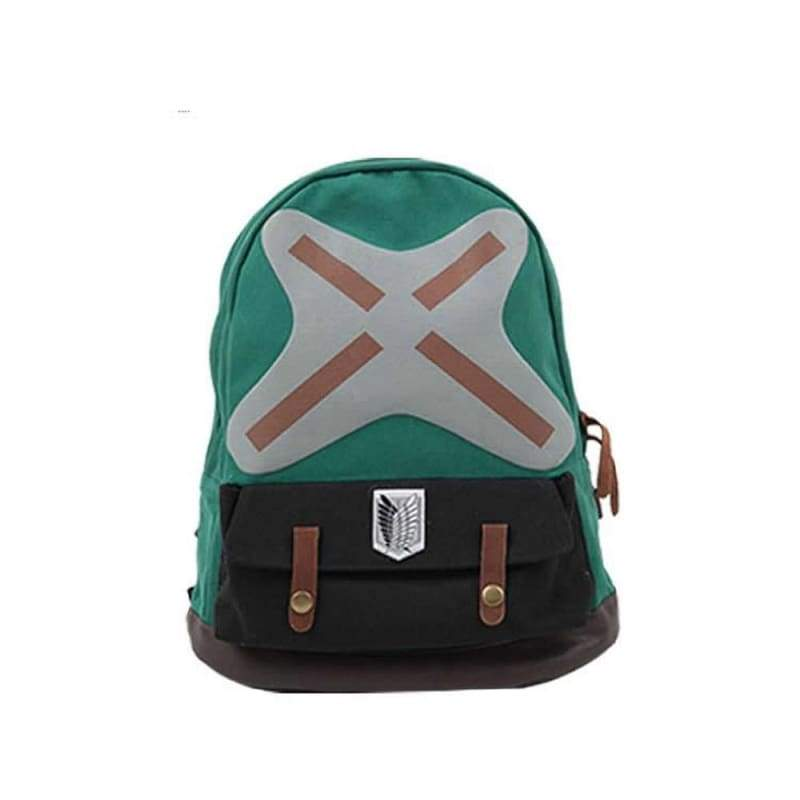 xcoser-de,Xcoser Costumes Attack on Titan Cosplay Backpack,Others