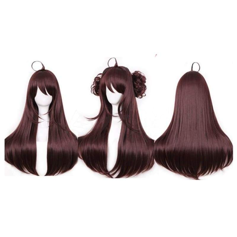 xcoser-de,Xcoser Costumes Kantai Collection Cosplay Kancolle Kongou Wig Long Brown Party Hair,Wigs