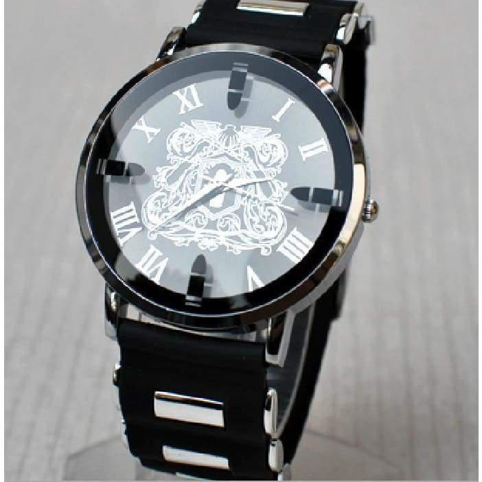 xcoser-de,Xcoser Costumes Katekyo Hitman Reborn Black Watch Cosplay Prop,Others
