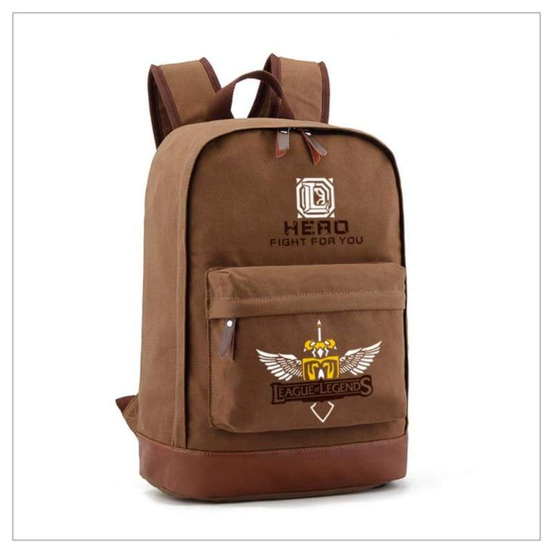 xcoser-de,Xcoser Costumes League of Legends Backpack Bag LOL Cosplay,Others
