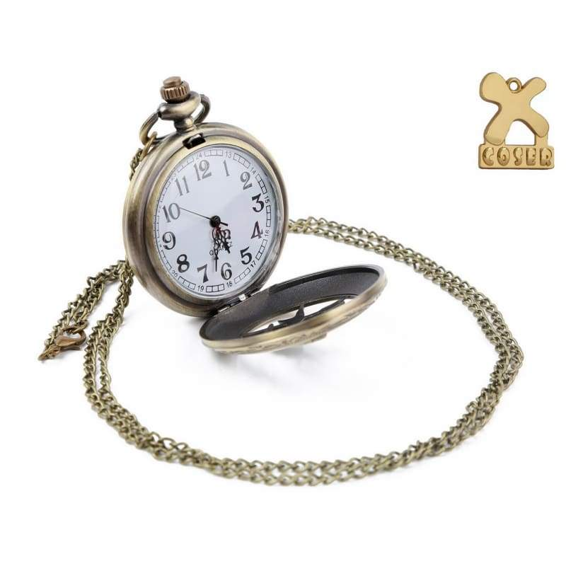 xcoser-de,Xcoser Costumes Mockingjay Pocket Watch The Hunger Games Necklace Catching Fire Gifts,Jewelry