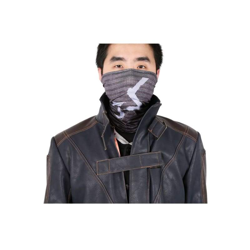 xcoser-de,Xcoser Costumes Watch Dogs Mask Aiden Pearce Cosplay Accessories,Mask