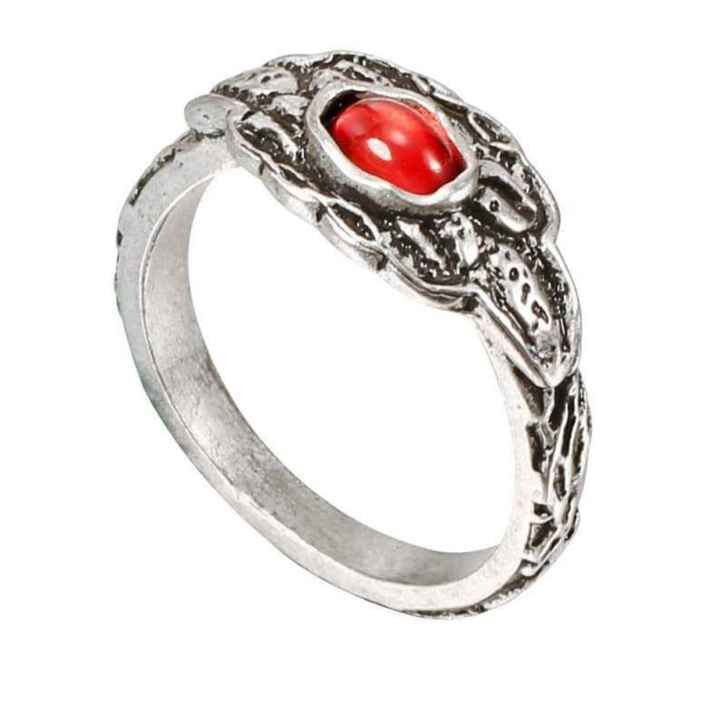 xcoser-de,XCOSER Dark Souls III Rings Collection Life Ring Cosplay Clothing Accessories Halloween Fancy Dress Props Gift for Adult,Jewelry