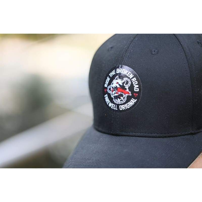 xcoser-de,XCOSER Days Gone Cap Baseball Cap for Fans Black Cotton,Hats