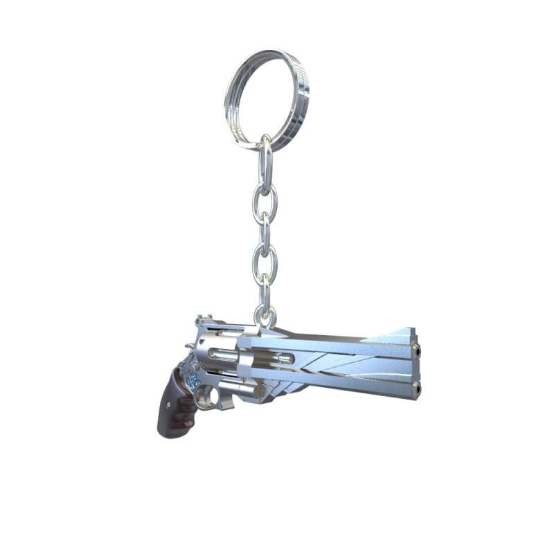 xcoser-de,Xcoser Devil May Cry 5 Nero Revolver Keychain,Jewelry