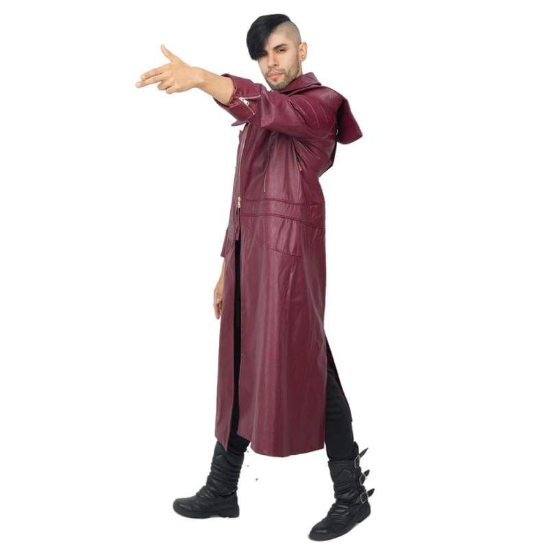 xcoser-de,XCOSER Devil May Cry V Dante Overcoat,Costumes