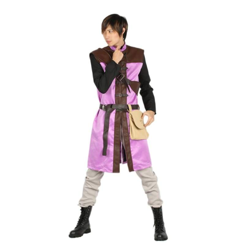 xcoser-de,Xcoser Dragon Quest XI: Echoes of an Elusive Age Cosplay Halloween Costume,Costumes