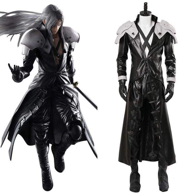 Xcoser Final Fantasy Vii Remake Sephiroth Cosplay Costume - 1