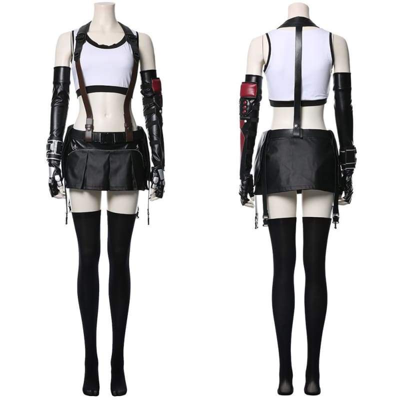 Xcoser Final Fantasy Vii Remake Tifa Lockhart Cosplay Costume - Costumes 12