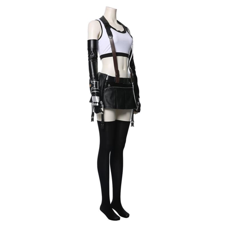 Xcoser Final Fantasy Vii Remake Tifa Lockhart Cosplay Costume - Costumes 5