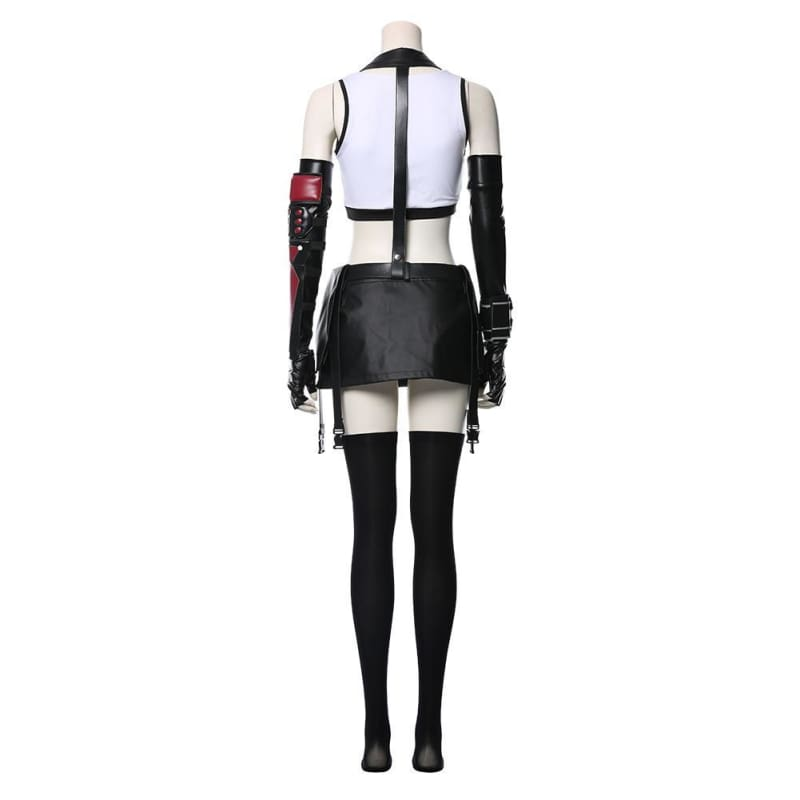 Xcoser Final Fantasy Vii Remake Tifa Lockhart Cosplay Costume - Costumes 4