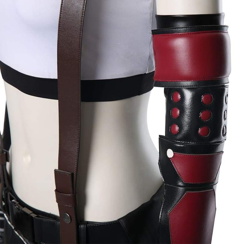 Xcoser Final Fantasy Vii Remake Tifa Lockhart Cosplay Costume - Costumes 9