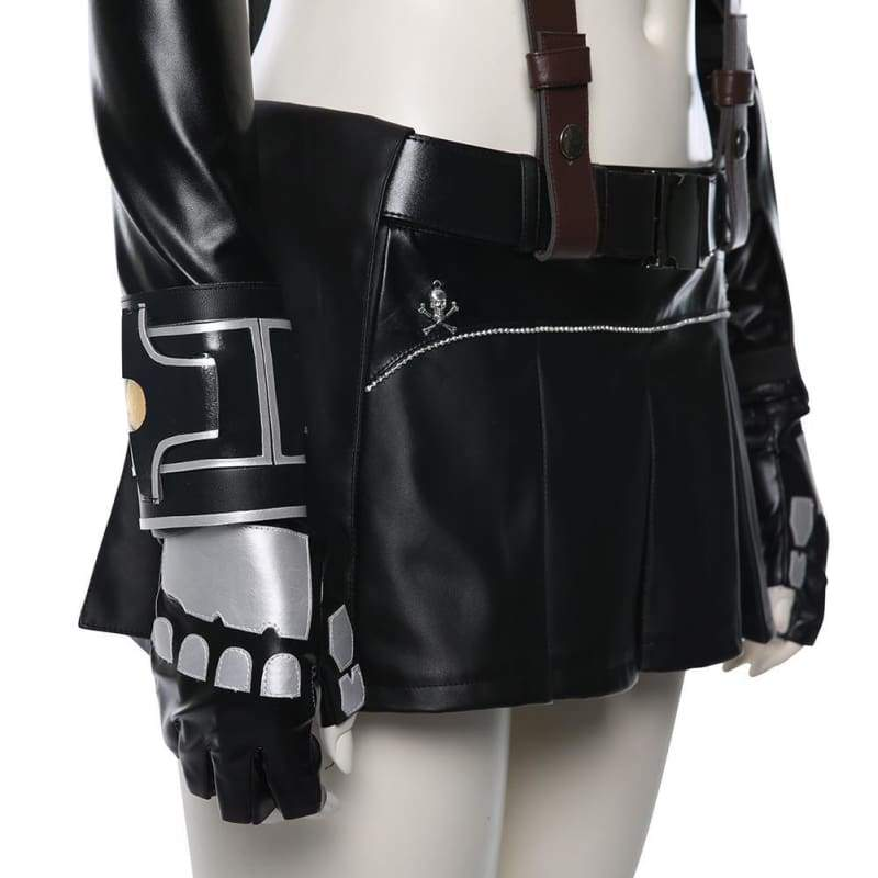 Xcoser Final Fantasy Vii Remake Tifa Lockhart Cosplay Costume - Costumes 8
