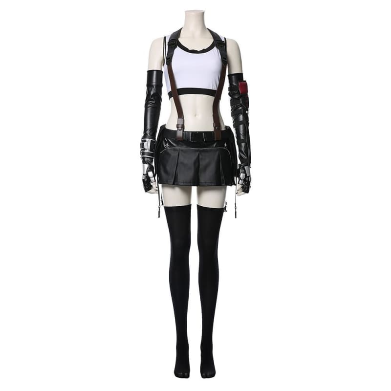 Xcoser Final Fantasy Vii Remake Tifa Lockhart Cosplay Costume - Female / Xs - Costumes 2