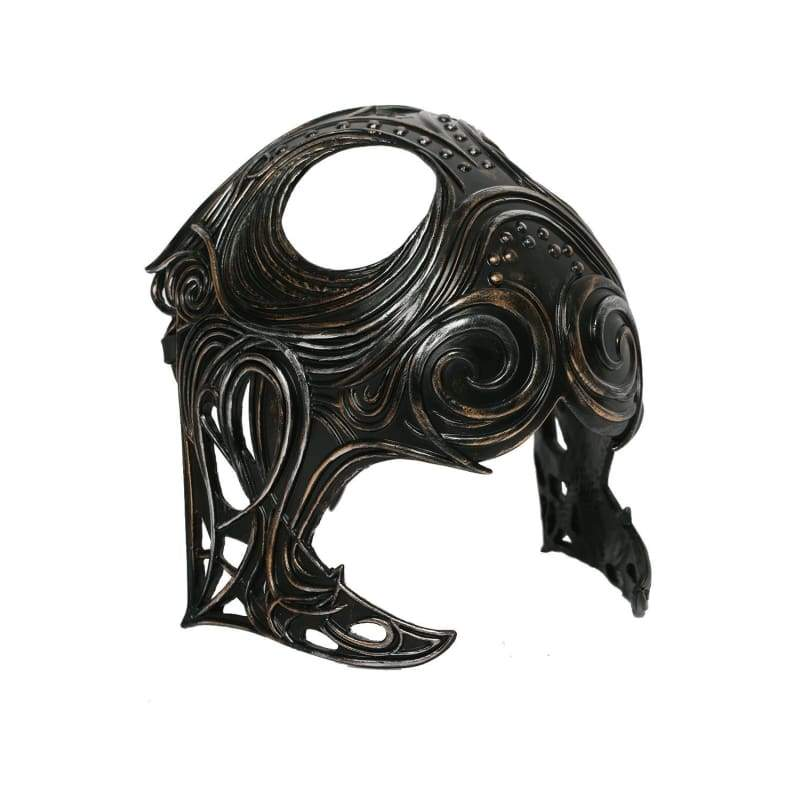 xcoser-de,XCOSER Final Fantasy XII The Zodiac Age Game Cosplay Fran Helmet Fran Cosplay Costume Mask,Helmet