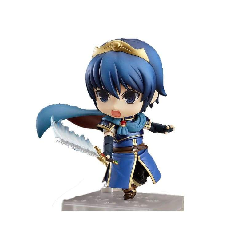 xcoser-de,Xcoser Fire Emblem Marth Cute Chibi Clay Face Change Doll,Others
