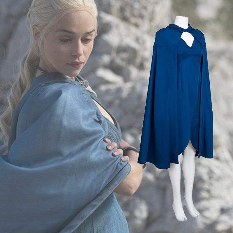 Xcoser Game Of Thrones Daenerys Targaryen Cosplay Costume