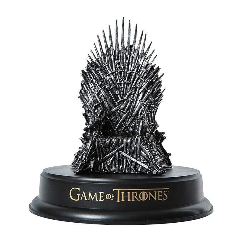 xcoser-de - Xcoser Game of Thrones Iron Throne 22cm  Model Mobile Phone Holder - Others