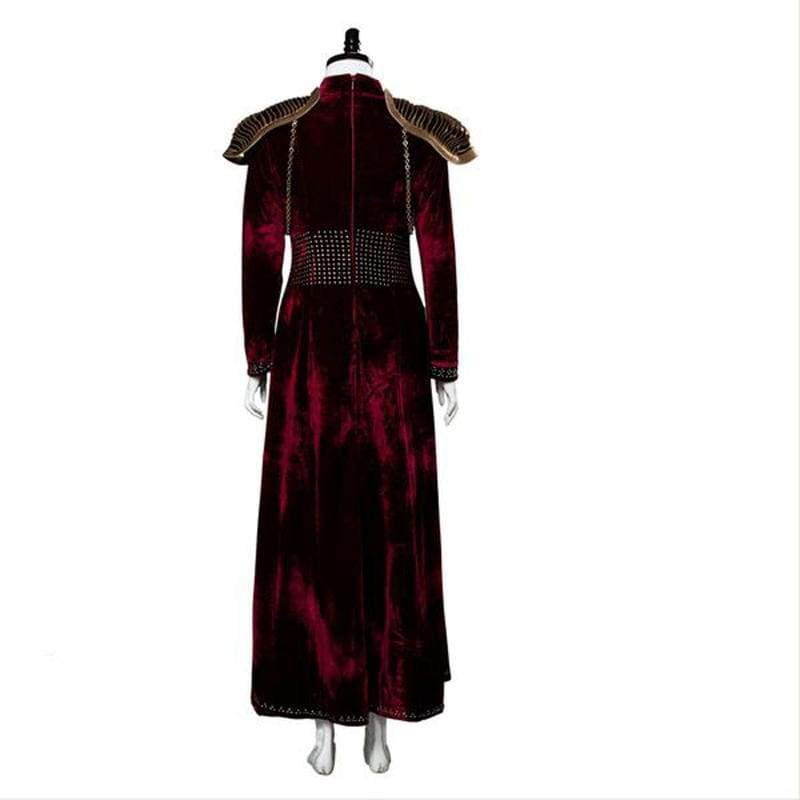 xcoser-de,Xcoser Game of Thrones Season 8 Cersei Lannister Cosplay Costume,Costumes